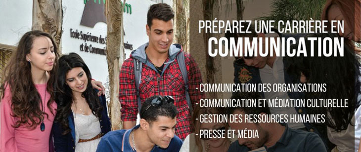 SUPHCOM - ecole de communication