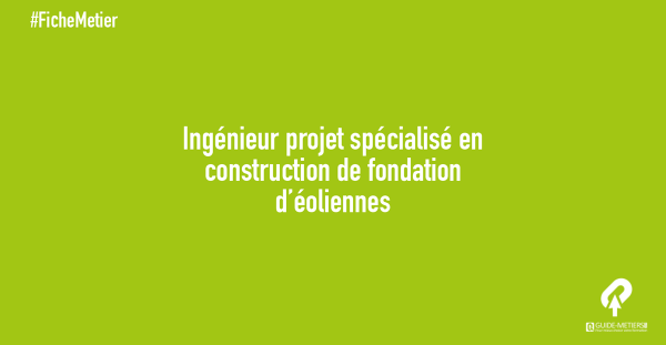 Ing nieur projet sp cialis en construction de fondation d for Projet en construction