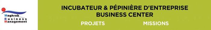 Incubateur & Pépinière d'Entreprise / Business Center