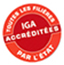 Accréditation IGA