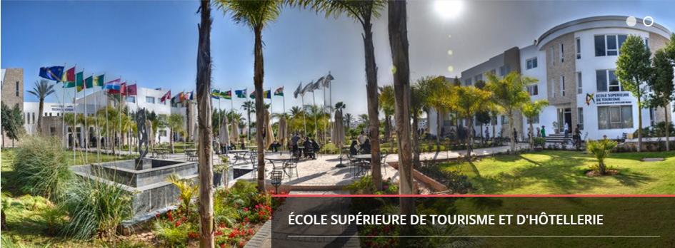 Ecole Supérieure de Tourisme et d'Hôtellerie