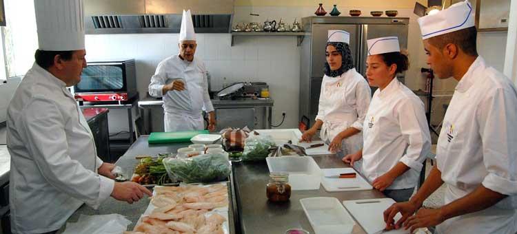Ecole sup rieure de tourisme et d 39 h tellerie formation - Ecole superieure de cuisine ...