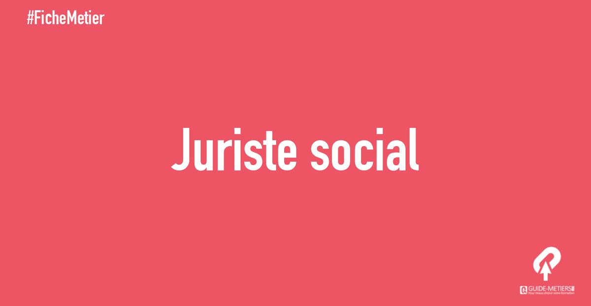 juriste social   m u00e9tier  formation  salaires      guide