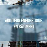 Auditeur énergétique en bâtiment